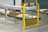 TÜV-geprüfter Rammschutz sorgt für mehr Sicherheit im Betrieb
