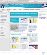 Work-psa.de - der Onlineshop für persönliche Schutzausrüstung