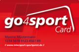 """Kundenbindung mit Zukunft: die gemeinsam entwickelte """"Go for Sport""""-Karte. © Sportpoint"""