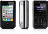 Überzeugte mit Innovationsgeist: iSMP, eine Synthese aus Smartphone und Mobilterminal. © Ingenico