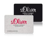 Maßarbeit für die Kundenbindung: s.Oliver setzt Gutscheinkarte von easycash Loyalty Solutions ein.