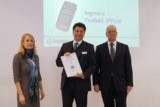 """Handelsjournal"""" zeichnet Ingenicos Terminallösung zum """"Top Produkt Handel 2014"""" aus"""