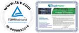 Kundendaten sind bei easycash in sicheren Händen: Dies bestätigen TÜV und das PCI DSS-Zertifikat