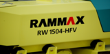 Rammax 1504 Grabenwalze gebraucht