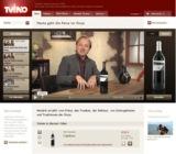 Die Zuschauer können die Weine aus den Episoden auf TVINO direkt im Video-Portal bestellen.