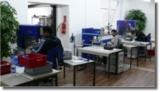 Einer unserer Kerntechniken ist der Tampondruck, den wir bis hin zur 6. Farbe beherrschen.