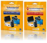 Die Packages enthalten zukünftig alle Versicherungsinformation in hochwertigen Verpackungen.