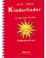 Kinderlieder-Notenbuch