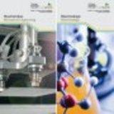 Die aktuellen Flyer zu Maschinenbau und Biotechnologie