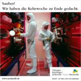 "Kehrwoche ""modern"" in Neckaralb: E-Card www.neckaralb.de"