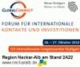 Neckar-Alb bei Global Connect Messe
