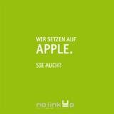 Beileger Titel nolinkup | apple server solutions
