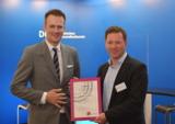 KVTG-Geschäftsführer Dr. Florian Fuhrmann (l.) und DGN-Geschäftsführer Frank Löber (r.)