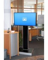 """Beispielhafter """"DialogPunkt"""" im Filialbereich der Volksbank Helmstedt"""