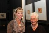 Die Künstlerinnen Ingrid Herkert und Annedore Dorn (Foto: Nicole Reimer)