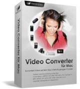 Videokonvertierung auf dem Mac - mit dem Wondershare Video Converter für Mac ganz einfach!