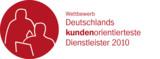 Deutschlands kundenorentierteste Dienstleister 2010