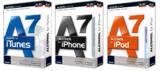 Franzis öffnet mit neuen ALCOHOL für iTunes, iPod und iPhone Grenzen