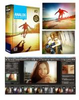 ANALOG projects 3 - Fotosoftware zum Veredeln von Bildern im Vintage-Retro-Style