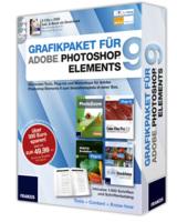 Franzis Grafikpaket für Photoshop Elements 9 zu Tuning von Fotos