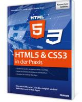 Franzis Verlag - HTML5 und CSS3 in der Praxis für alle Plattformen einsetzen