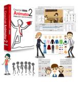 Neues CrazyTalk Animator 2 - erstmals 3D-Bewegungen in der 2D-Animation