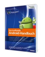 Das inoffizielle Android-Handbuch – Praxis-Know-how vom Franzis Verlag