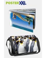 posterXXL: Flexible Ideen für Fotos als Taschenbuch und Tasche