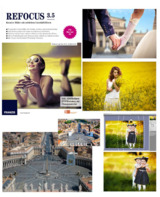 Kreative Fotos durch selektive Unschärfefilter