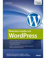 Franzis Verlag: Webseiten erstellen mit WordPress