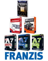 """Franzis mit sechs Titeln zu Softwareloads """"Software des Jahres"""" nominiert"""
