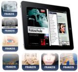 Schneller Überblick über alle Franzis Fotografie-Apps ohne lange Suche in iTunes