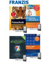 Erste Computer- und Programmierungs-Fachbücher als Franzis Kindle eBooks