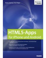 Franzis: HTML5-Apps für iPhone und Android selbst entwickeln