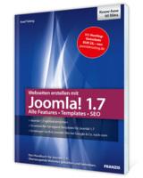 Franzis Verlag - Webseiten erstellen mit Joomla!1.7