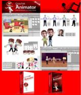 CrazyTalk Animator bringt Figuren aus Foto und Zeichnung das Laufen bei