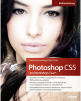 Neues Photoshop CS5 Workshop-Buch von FRANZIS