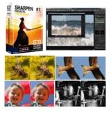 Sharpen projects - Hochwertiges Nachschärfen von Bildern und Rettung verwackelter Aufnahmen