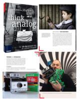 think analog  - Die faszinierende Welt der analogen Fotografie