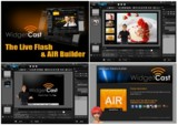 Reallusion bringt Update für Flash Authoring und AIR Builder WidgetCast 2.5