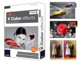 X Color effects Pro 8 von Franzis coloriert Fotos und Grafiken mit Stil