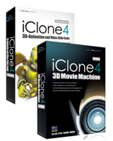 iClone 4 wird zum 3D Animations Video Special Effect Studio