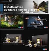 Authentisches 3D™ mit Reallusion iClone 4.2 für eigene Stereo 3D Filme und Grafiken