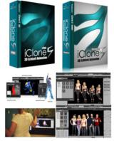 Reallusions neues iClone 5 unterstützt Microsoft Kintec Bewegungsaufzeichnung