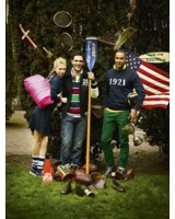 Preppy College-Look, Herbst-Winter-Modetrends 2011/12 von McGregor Fashion, www.mcgregorstore.com