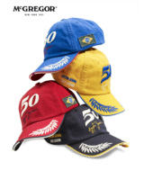 McGregor Caps aus der Ayrton Senna Collection