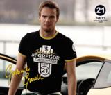 Caterham F1 Team Kollektion 2013 by McGregor, Giedo van der Garde, www.mcgregor.de