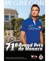 McGregor Monaco Grand Prix 2013 F1 Fashion Limited Edition Kollektion, www.mcgregor.de