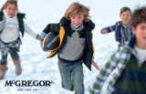 McGregor Scottish Rugby Collection for Kids