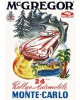 Rallye Monte-Carlo 2012, McGregor Sportswear-Mode zum 80. Jubiläum, www.mcgregorstore.com/de-de
